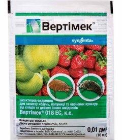 Вермитек, 10мл, инсектицид