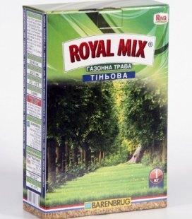 Газонная трава Royal Mix теневая, 1кг