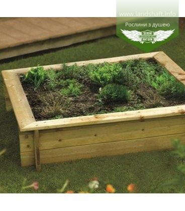 Песочниця детская Маленький садовод