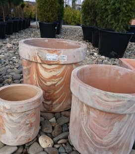 Горшок для растений 'Marble'. Намиб