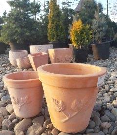 Горшок для растений 'Terracota'. Аскания