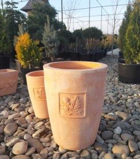 Горщик для рослин 'Terracota'. Круглий Ø 33