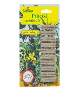 Палочки-удобрения инсектицидные, 20шт в упаковке, защита растений против вредителей,