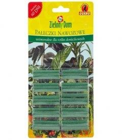 Палички-добрива для рослин, 30шт/упаковка, з натуральних компонентів