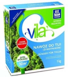 Гранулированые удобрения для Туи YARA VILA