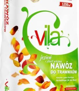 Добриво для Газону ( Осінь ) Yara Vila