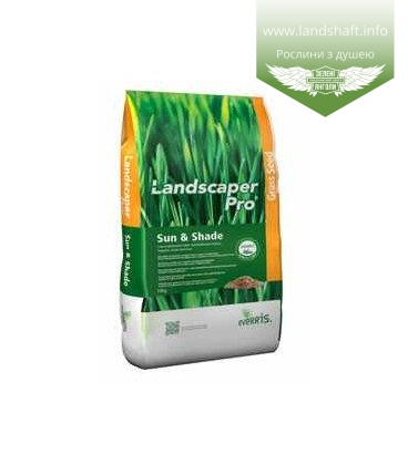Газонне насіння Landscaper Pro Солнце и Тень (5 кг)