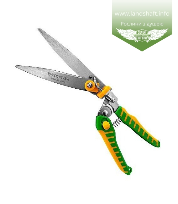 Ножиці для трави GRUNTEK Eisvogel 345мм