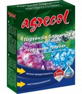 Добриво мінеральне для гортензії блакитної Agrecol