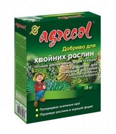 Добриво для хвойних Agrecol (Весна-Літо), 1кг