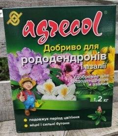 Добриво для рододендронів і азалії Agrecol (Весна-Літо) 1,2 кг